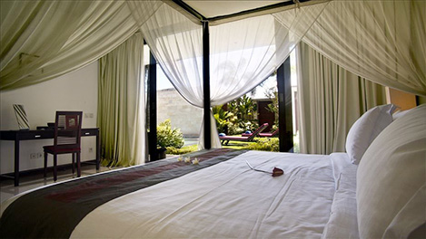 Canggu Villa Merah Bali Accommodation Bedroom 2