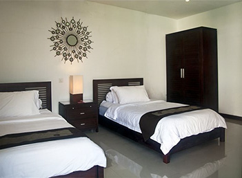Canggu Villa Merah Bali Accommodation Bedroom 3