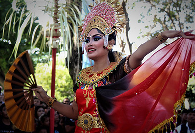 Canggu Villa Merah Bali Indonesia Culture