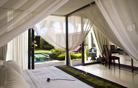 Canggu Villa Merah Bali Luxury Private Villa Bedroom
