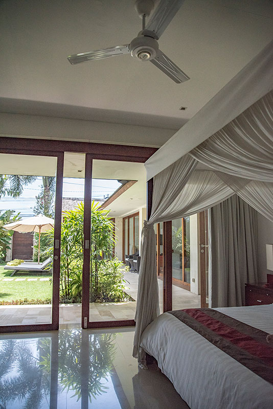 Canggu Villa Merah Bali Canggu Accommodation - Bedroom