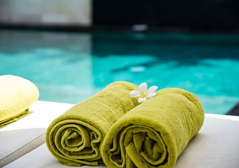 Canggu Villa Merah Bali Accommodation Private Pool