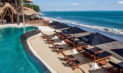 Canggu Villa Merah Bali Finns Beach Club Membership