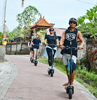 Canggu Villa Merah Bali Skutis Tour