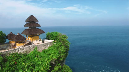 Canggu Villa Merah Bali Temple Private Tours