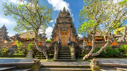 Canggu Villa Merah Discover Bali Temples