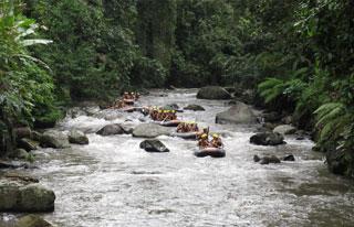 Canggu Villa Merah Discover Bali White Water Rafting