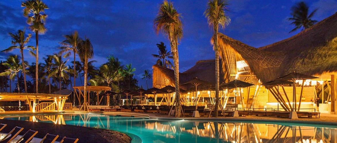 Finn S Beach Club Night Canggu Villa Merah Bali